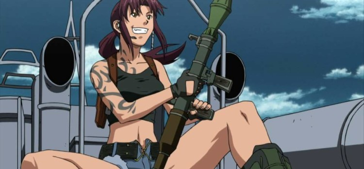 'Black Lagoon' Is a Wonderland of Pirates and Crime