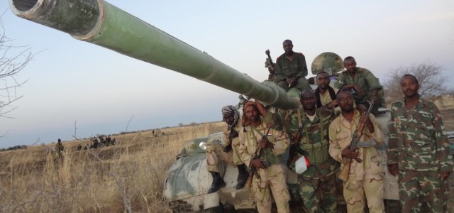 Sudan Spends Almost Everything on War