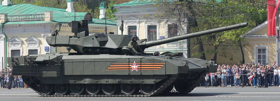 Russia's Military Modernization Push Is a Game of Catch Up