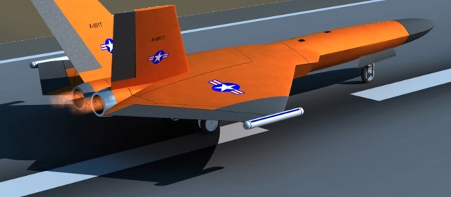 U.S. Air Force Cadets Just Invented a Stealth Fighter