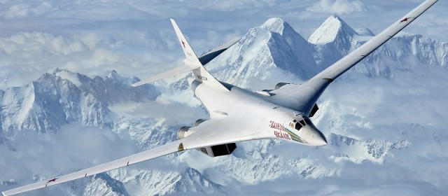 Soviet-Era Tu-160M2 Is More Lethal Than Ever