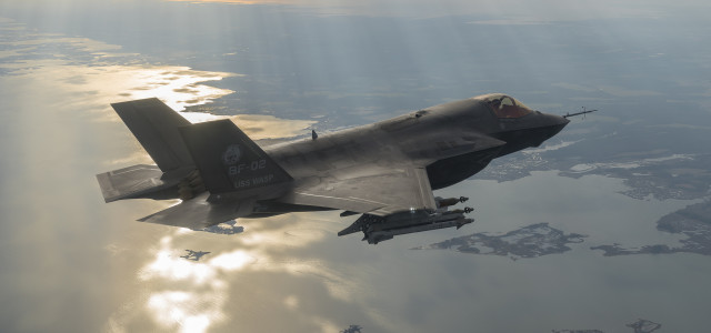 U.S. General Admits F-35 Is Actually Three Separate Airplanes