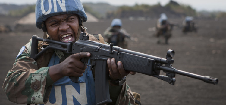 U.N. Peacekeepers Are a Sexual Menace