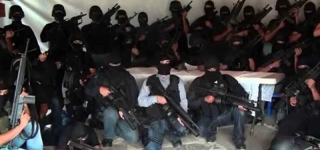 Drug Cartel Lured Recruits With a Fake Private Security Firm