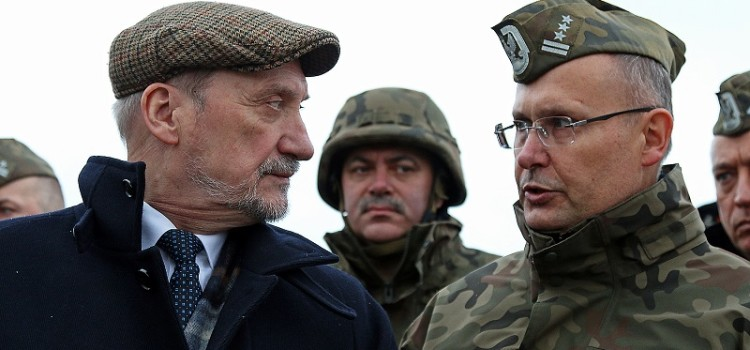 Warsaw's Generals Are Fed Up With Poland's Ted Cruz