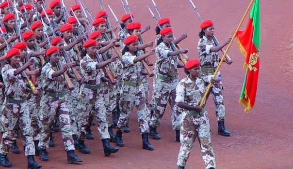 In Eritrea, War Is Peace and Freedom Is Slavery
