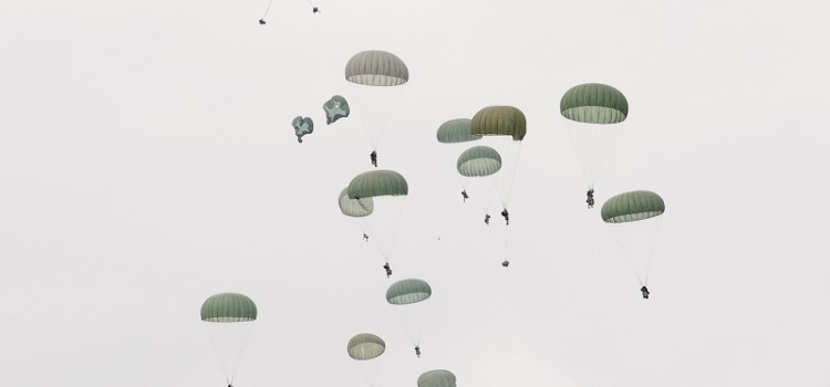 Actually, Paratroopers Are Obsolete Without Armored Vehicles