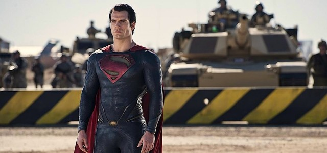 Superman and the Military Are Best Frenemies