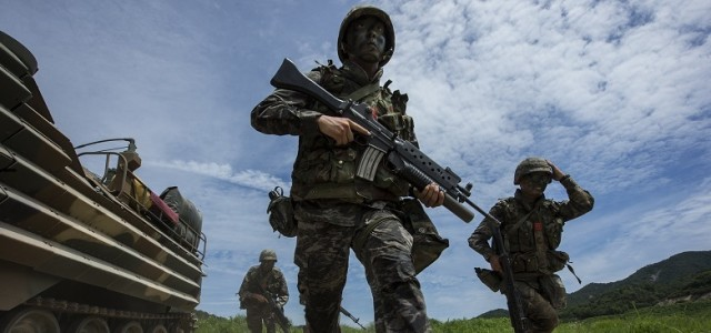 South Korea's Liquid Body Armor Is Scandalous
