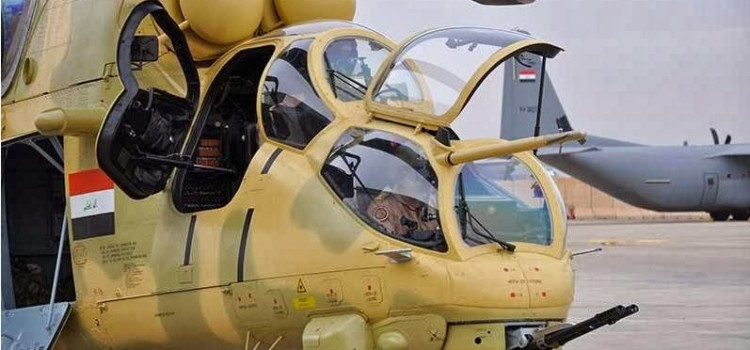 Iraq Is Running Out of Hind Gunships