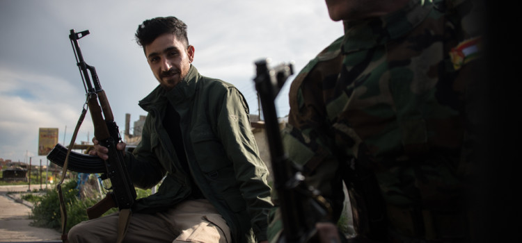 The Kurds Are Fighting Islamic State, So Why Isn't America Helping Them?