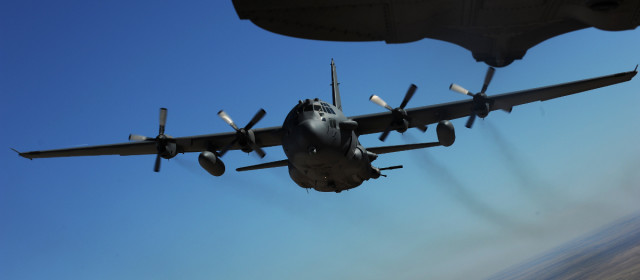 See for Yourself — How U.S. Air Force Gunships Hunted Down the Taliban