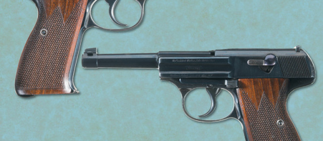 The Walther P38 Was Germany's Most Popular Wartime Pistol