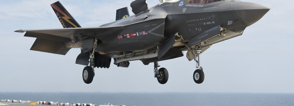 Why the F-35 Might Not Suck
