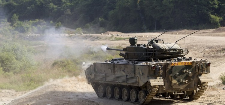 South Korea's Armored Fighting Vehicle Is Like America's Bradley — But Better