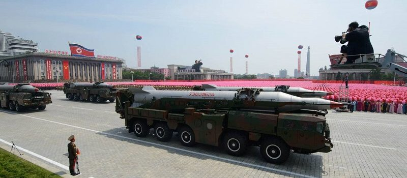 North Korea's Ballistic Missiles Are Very Hard to Hit