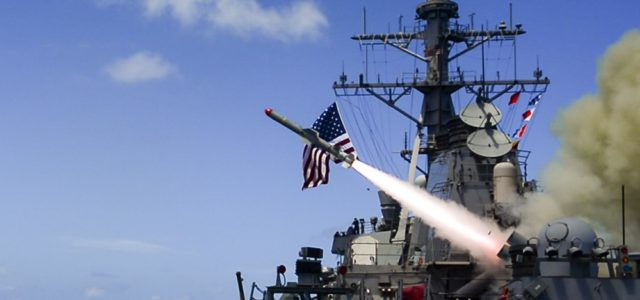 Need More Naval Missiles? Stick the Launchers in Shipping Containers