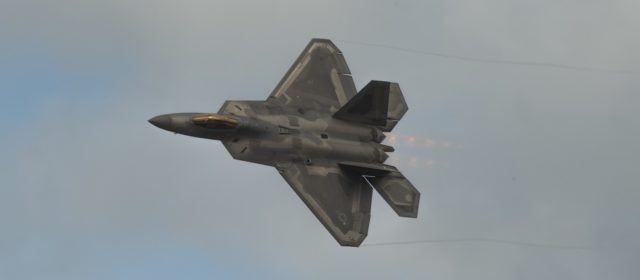 I Went to War Against Stealth Fighters—And Lost Badly