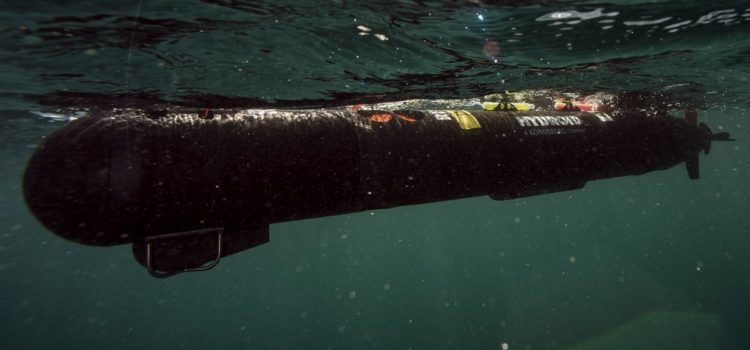 The Submarines of the Future Will Be Robotic