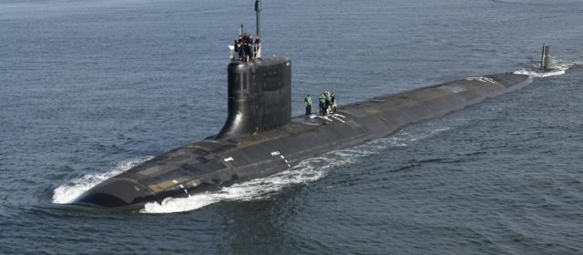 Russia's 'Husky'-Class Submarines Borrow from the U.S. Navy's Playbook