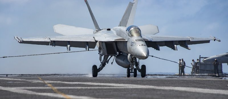 Boeing Wants to Build a 'Super' F/A-18E/F Super Hornet