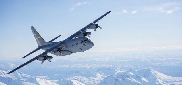 Keeping the U.S. Air Force's C-130s Flying
