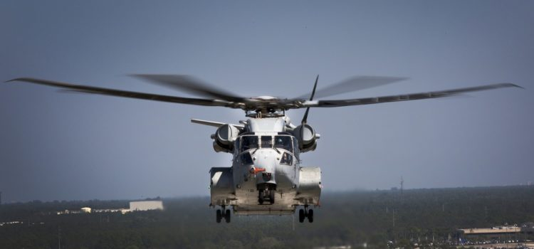 The King Stallion Is the Heaviest U.S. Military Helicopter