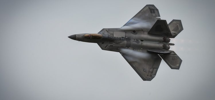 The U.S. Air Force Wants to Keep the F-22 Flying Into the 2060s