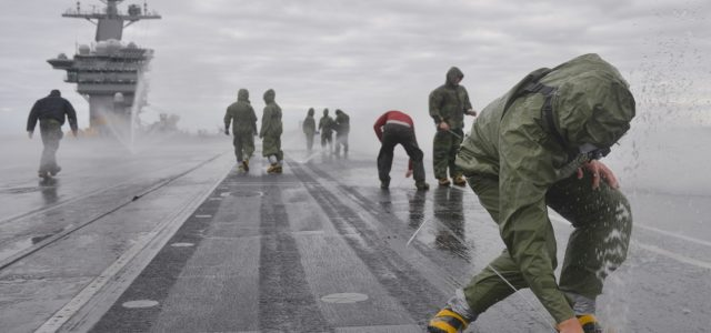 The U.S. Navy Is Flat Worn-Out