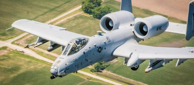 The U.S. Air Force Is Starving Its A-10 Squadrons—Again