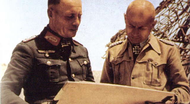 The Rise and Fatal Fall of Gen. Georg Stumme