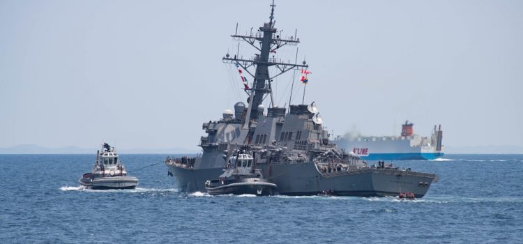 It's Time to Radically Remake the U.S. Navy Surface Fleet