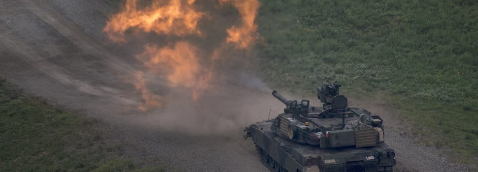 The U.S. Army's New Doctrine Envisions a Big, Mechanized Land War