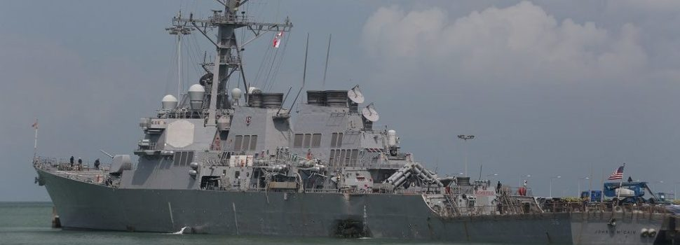 The U.S. Navy's Greatest Enemy Might Be Exhaustion