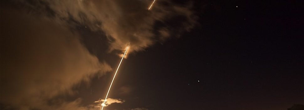 There May Be No Way to Shoot Down North Korea's Ballistic Missiles