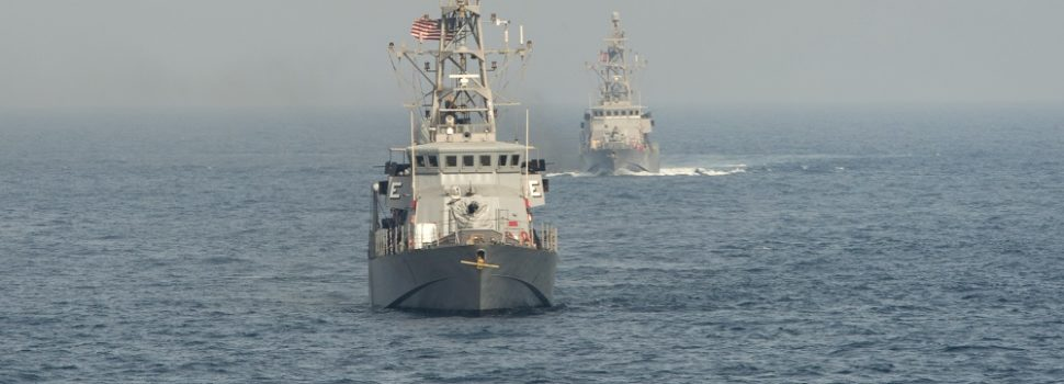 The U.S. Navy's Persian Gulf Patrol Boats Just Got Laser-Guided Missiles