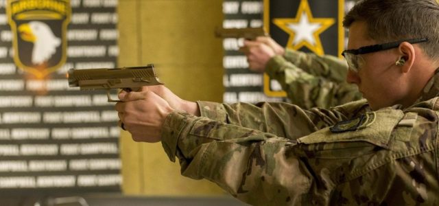 The 101st Airborne Division Is the First to Get the U.S. Army's New Sidearm