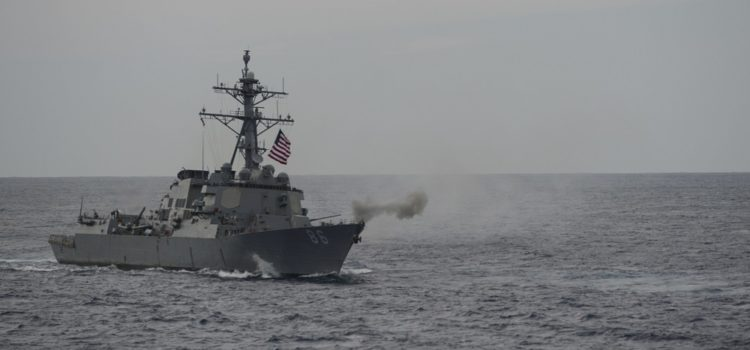 The U.S. Navy Can't Fight North Korea Alone