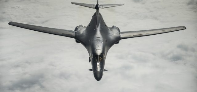 A Missile's Combat Debut Allowed U.S. Bombers to Stay Away From Syrian Air Defenses