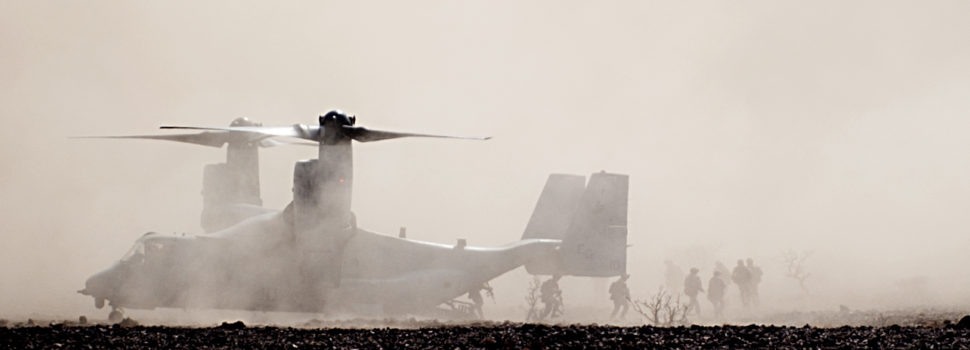 The U.S. Military Moves Deeper into Africa