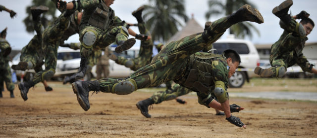 Why China Built That Military Base in Africa