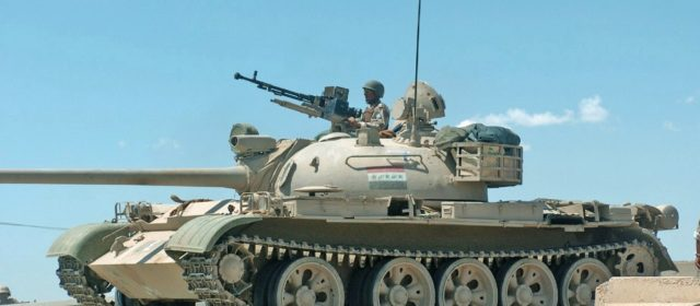 Iraq Learned Tank Lessons in the War With Islamic State