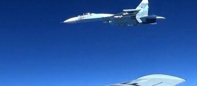 The Seven Most Dangerous Su-27s in the World