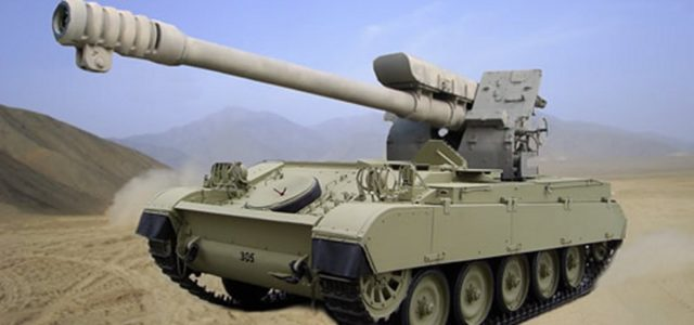 Imagine 1940s French Tanks With Soviet-era Howitzers