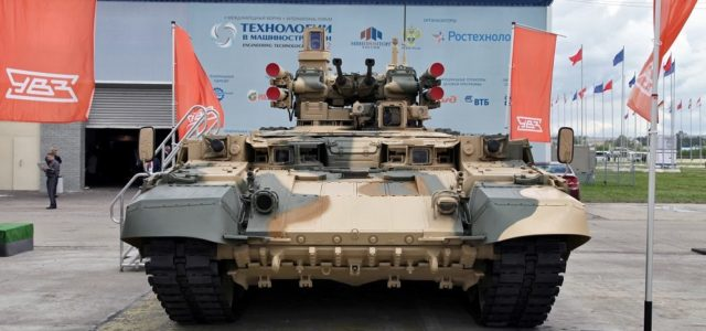 The Terminator Is Russia's Ultimate Fighting Vehicle