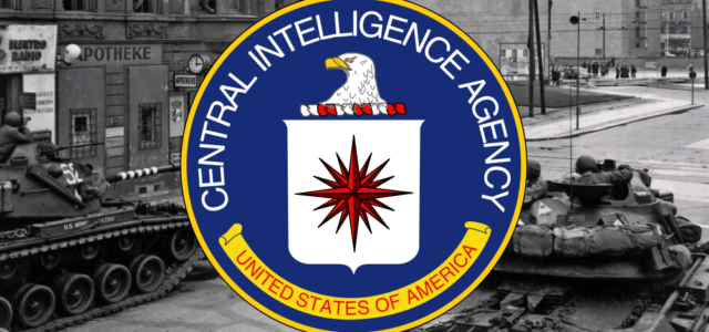 Growing Up CIA