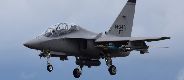 The Italian M-346 Fighter Pilot Trainer Is Almost Undefeated