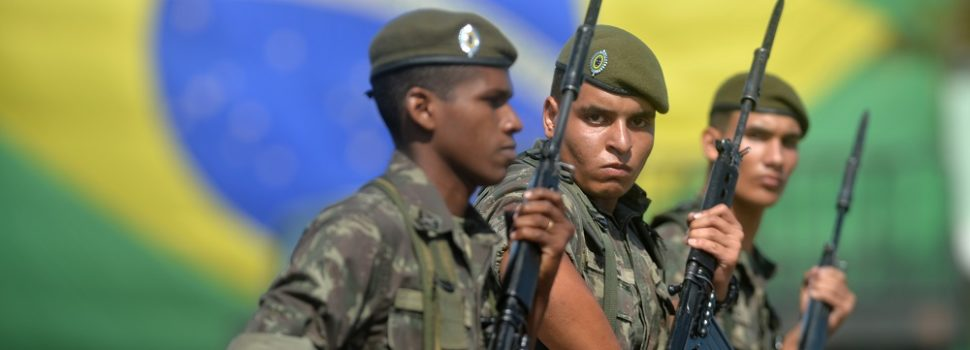 It Never Ends Well When Brazil Sends Troops Onto the Streets