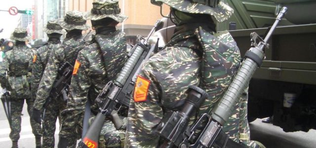 How Taiwan Defends Itself From Decapitation Strikes