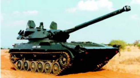 India Wants to Match China's Mountain Tank